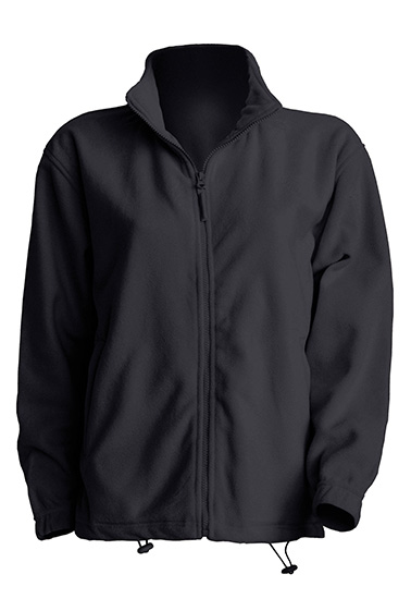 Polar Fleece Man Graphite