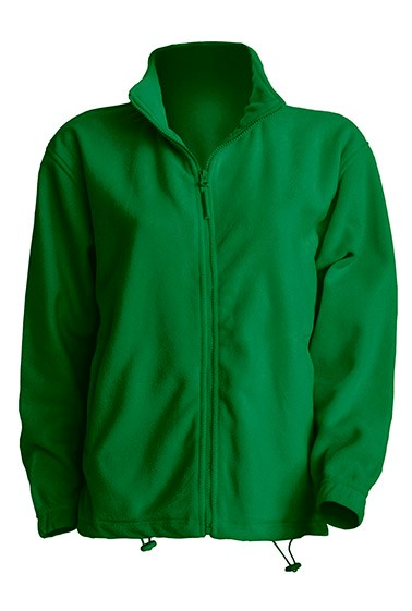 Polar Fleece Man Kelly Green