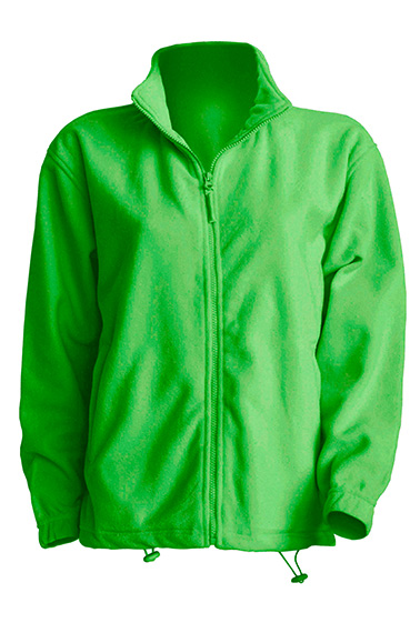 Polar Fleece Man Lime
