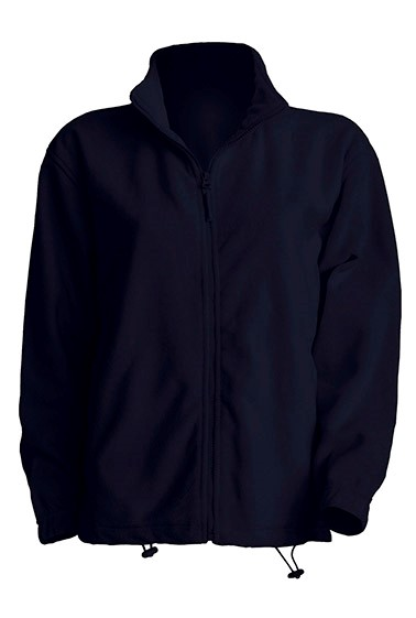Polar Fleece Man Navy