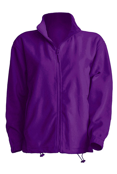 Polar Fleece Man Purple