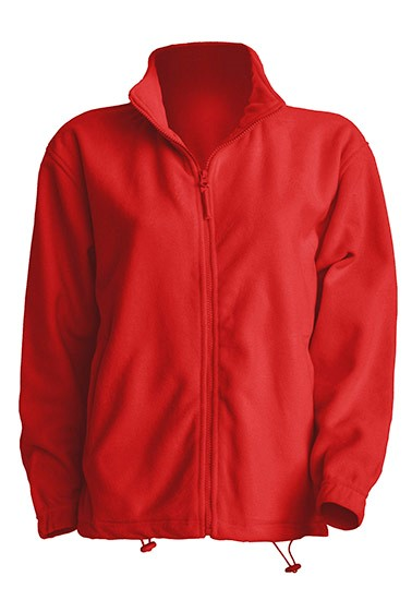 Polar Fleece Man Red