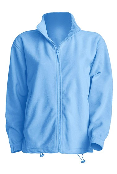 Polar Fleece Man Sky Blue