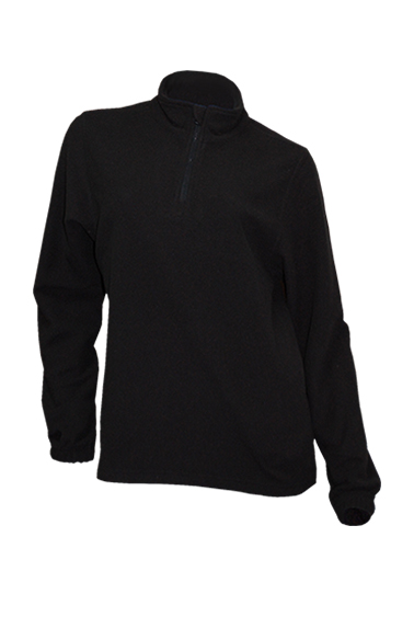 Micro Fleece Lady Black