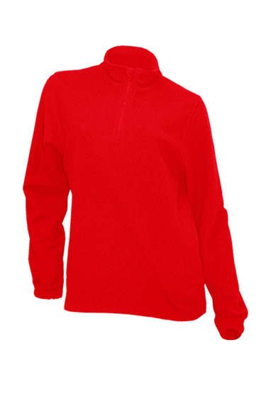 Micro Fleece Lady Red