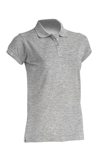 Polo Regular Lady Grey Melange