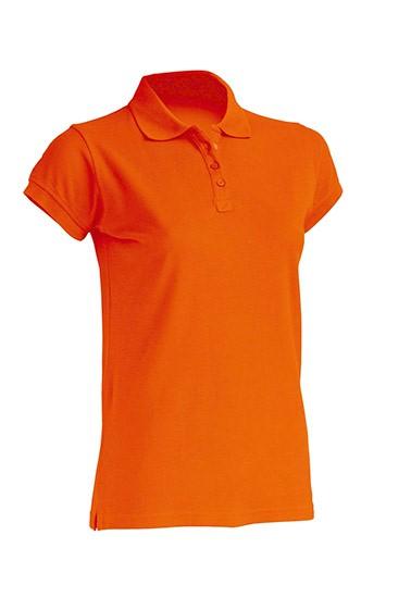 Polo Regular Lady Orange
