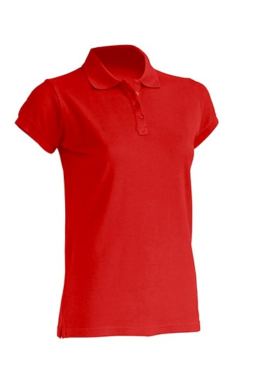 Polo Regular Lady Red