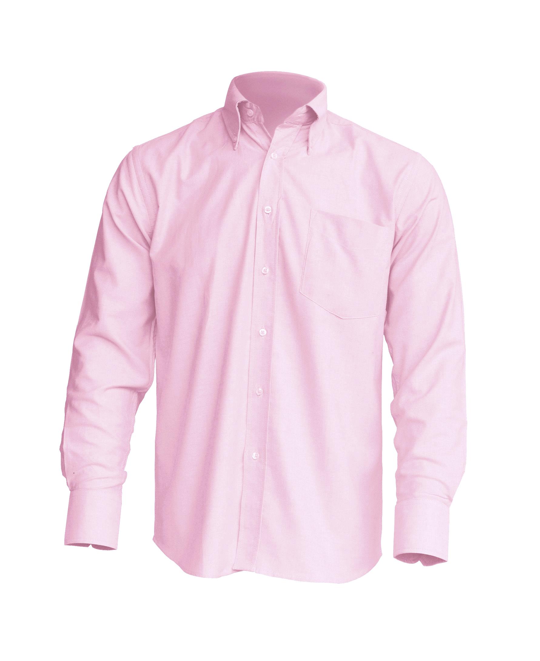 Shirt Oxford Pink