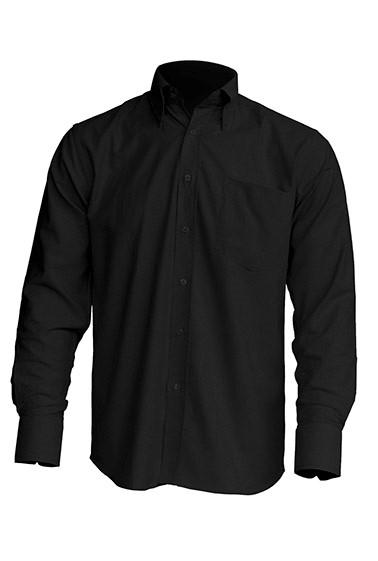 Shirt Poplin Black