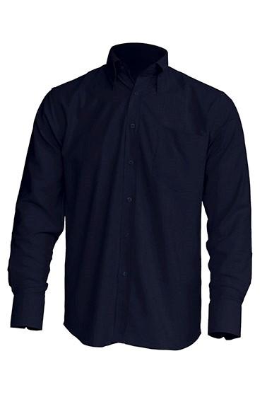 Shirt Poplin Navy