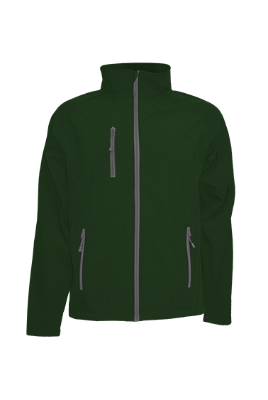 Softshell Jacket Bottle Green