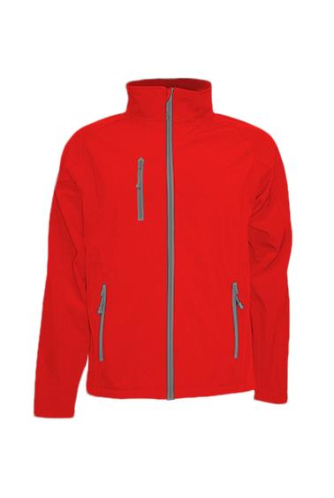 Softshell Jacket Red