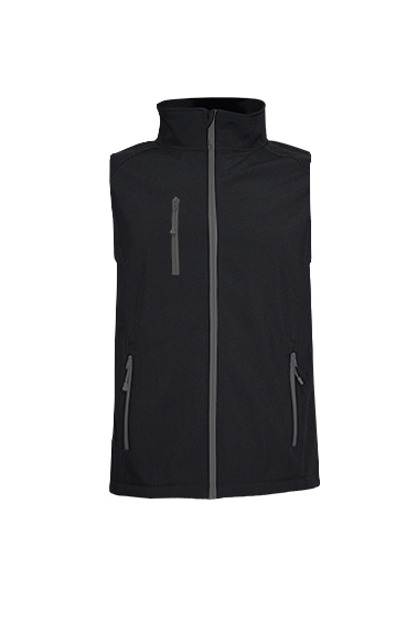 Softshell Vest Black