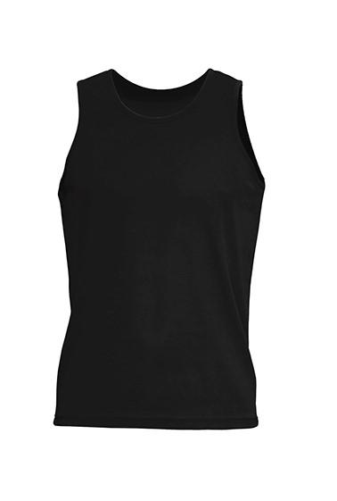 Sport T-shirt Aruba Man Black