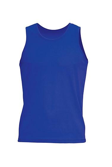 Sport T-shirt Aruba Man Royal Blue