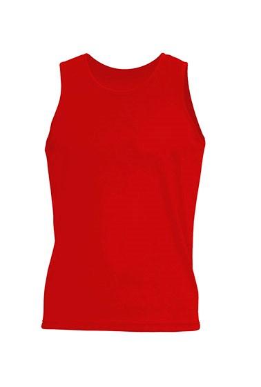 Sport T-shirt Aruba Man Red