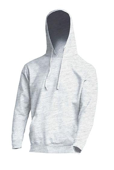 Kangaroo Sweatshirt Ash Melange