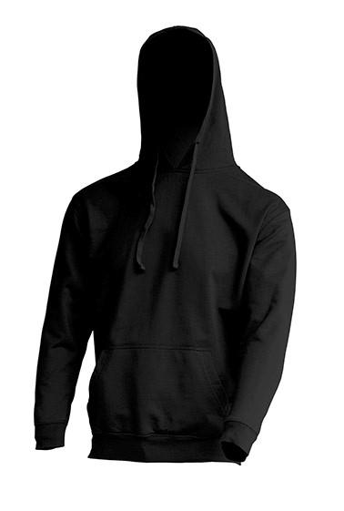 Kangaroo Sweatshirt Black