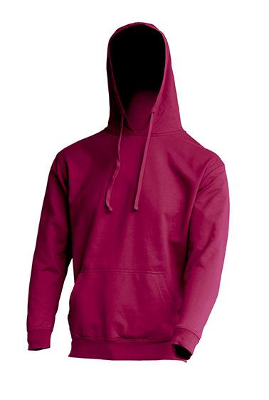 Kangaroo Sweatshirt Burgundy