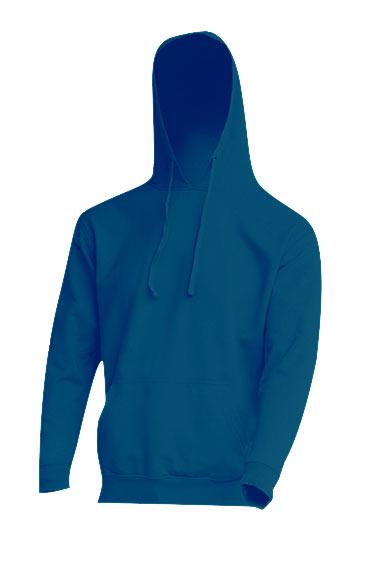 Kangaroo Sweatshirt Denim