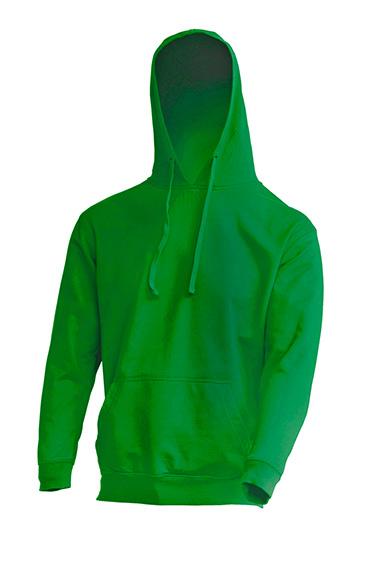 Kangaroo Sweatshirt Kelly Green