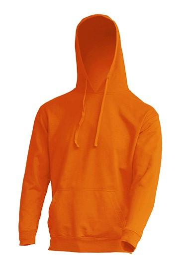 Kangaroo Sweatshirt Orange