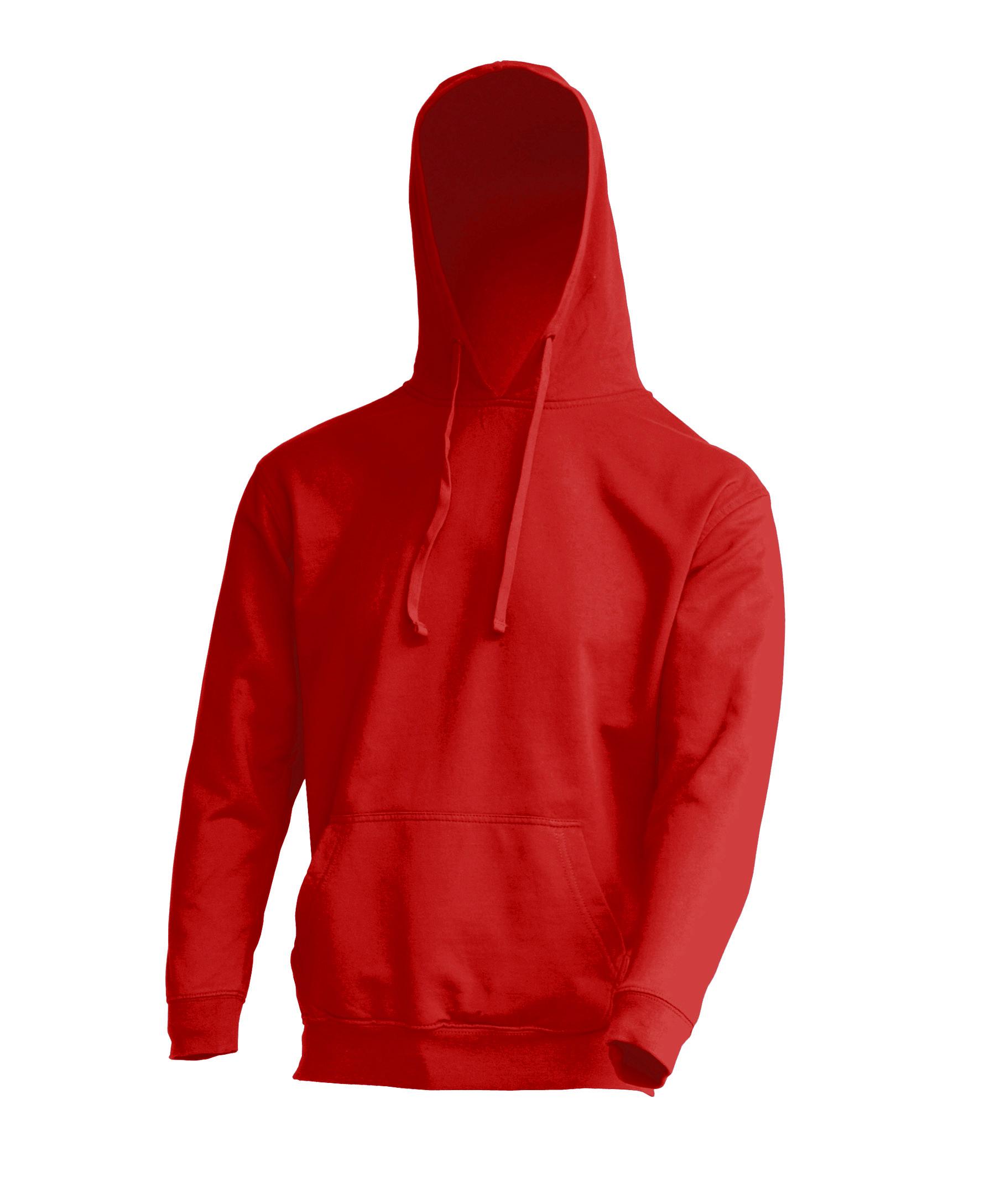 Kangaroo Sweatshirt Red