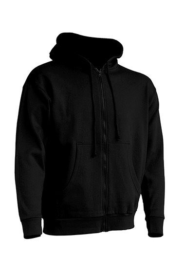 Hooded Sweatshirt Unisex Black