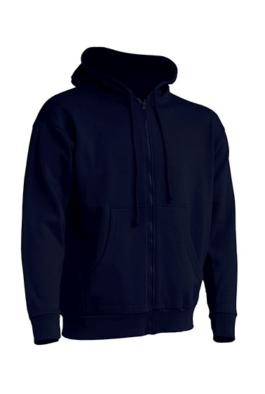 Hooded Sweatshirt Unisex Navy