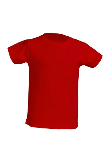 Kid T-Shirt Red