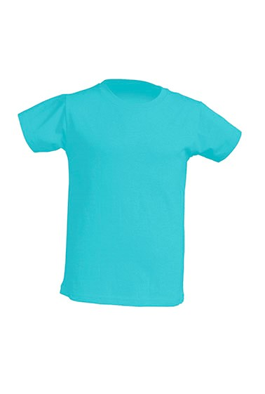 Kid T-Shirt Turquoise