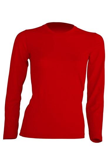 Regular Lady LS Red