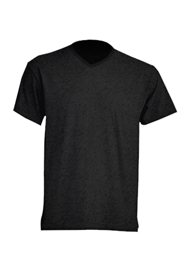 Urban V-neck Charcoal Heather