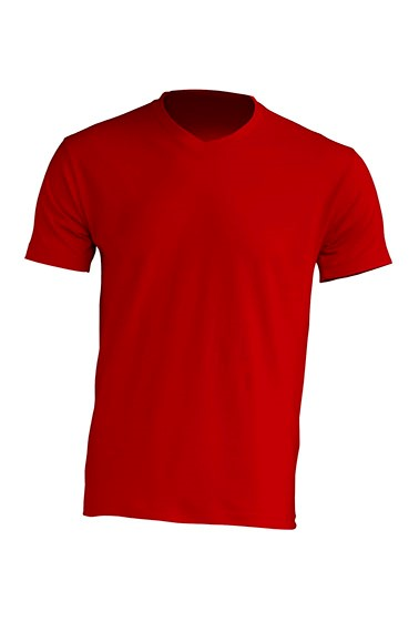 Urban V-neck Red